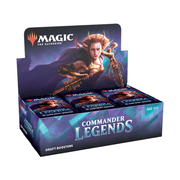 Commander Legends Sealed