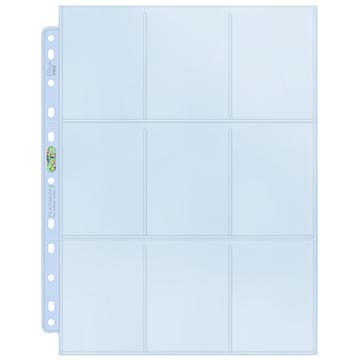 Platinum 9-Pocket Pages