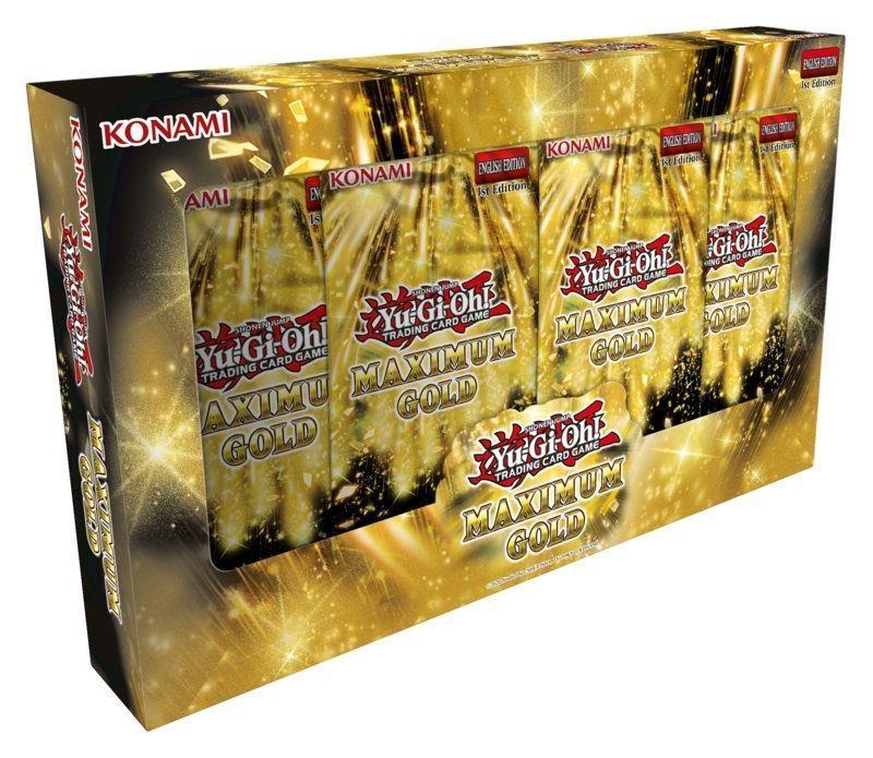 Maximum Gold Tuckbox