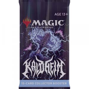 Kaldheim Collector Booster