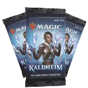 Kaldheim Draft Booster Pack