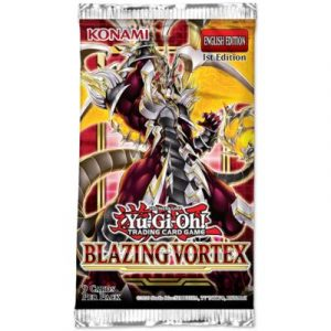 Blazing Vortex Booster