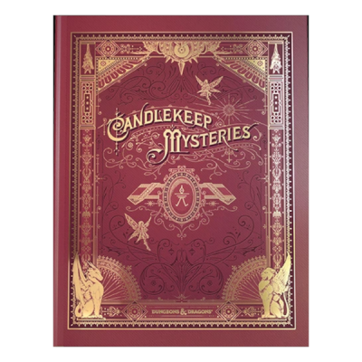 Candlekeep Mysteries Alternate Cover