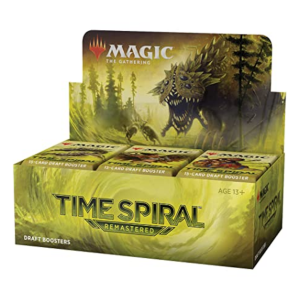Time Spiral Draft Booster Box