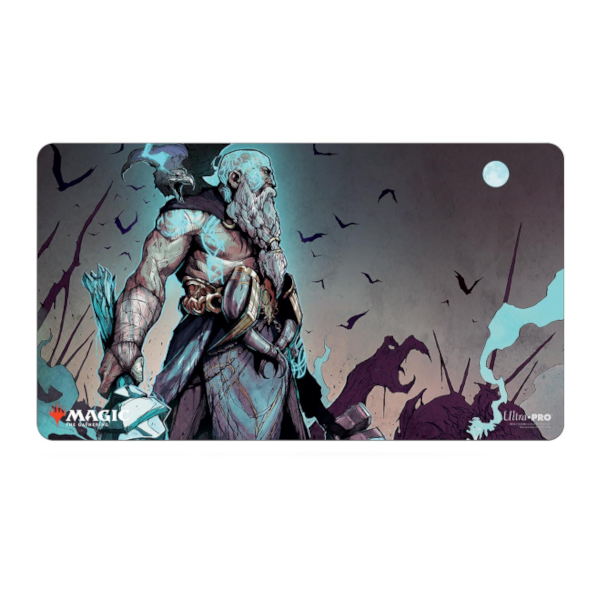 Alrund, God of the Cosmos Playmat