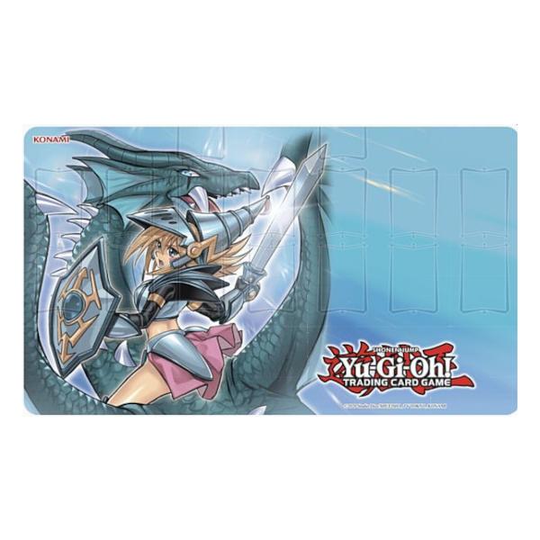 Dark Magician Girl the Dragon Knight Playmat