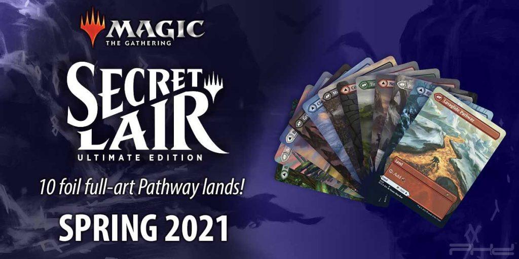 Secret Lair Ultimate Edition 2