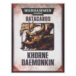 Datacards Khorne Daemonkin 2015