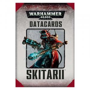 Datacards Skitarii 2015