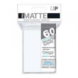 Pro-Matte White Small Deck Protectors